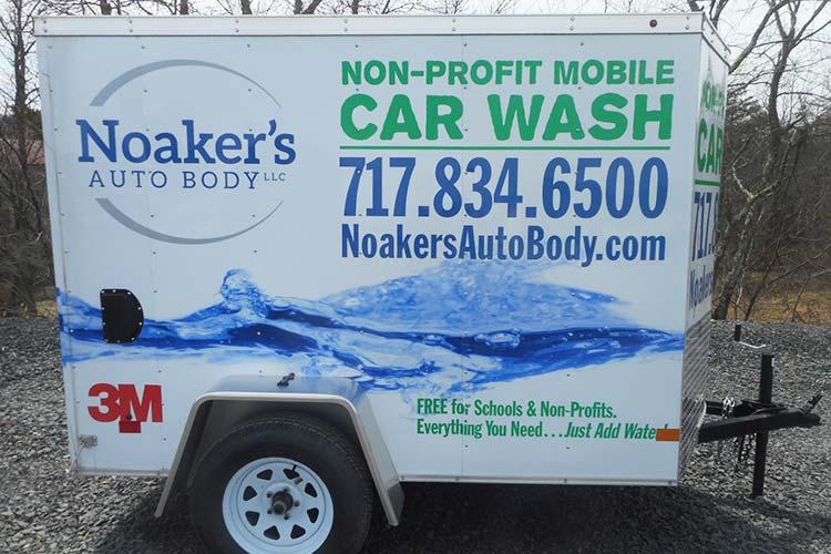 Car Wash Fundraiser 1
