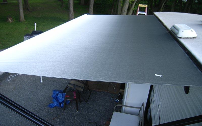 RV Repair & Awnings   Noaker's Auto Body   Duncannon, PA